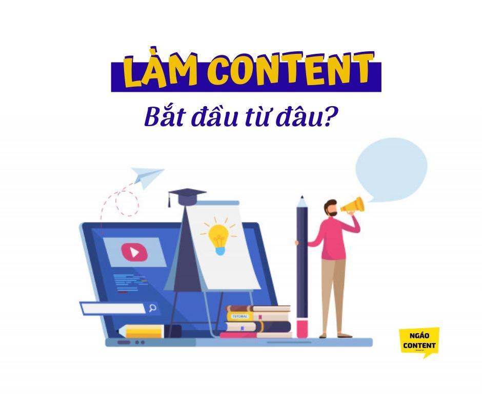 Muốn học làm content thì bắt đầu từ đâu? - Cẩm nang Copywriter ...