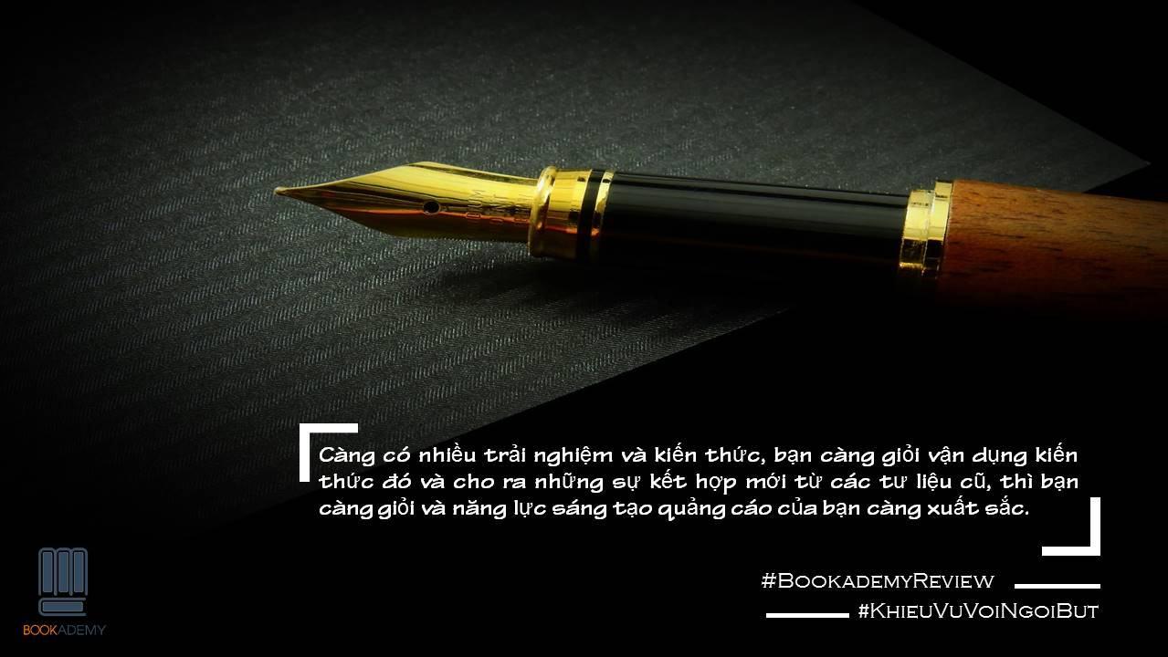 """Bookademy] Review Sách """"Khiêu Vũ Với Ngòi Bút"""": """"Bí Kíp"""" Trở Thành ..."""