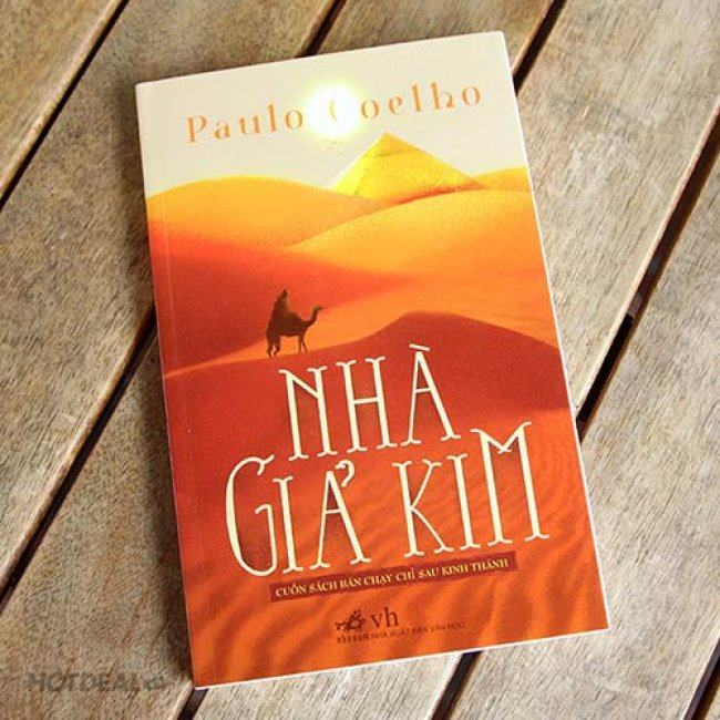Review sách Nhà Giả Kim - Nghe danh đã lâu mà giờ mới đọc ...