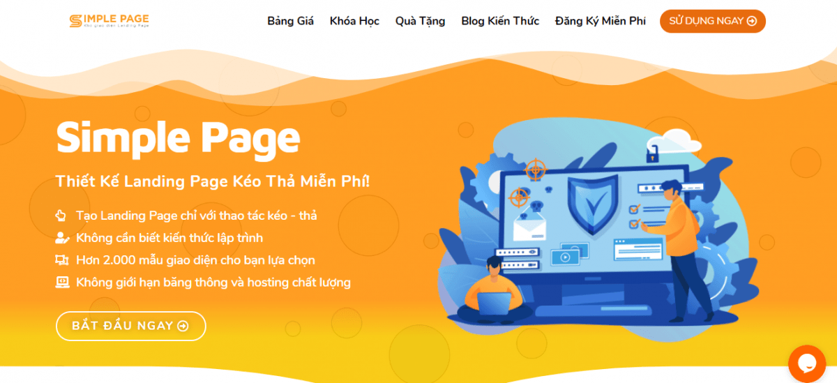 landing-page-my-pham-mien-phi