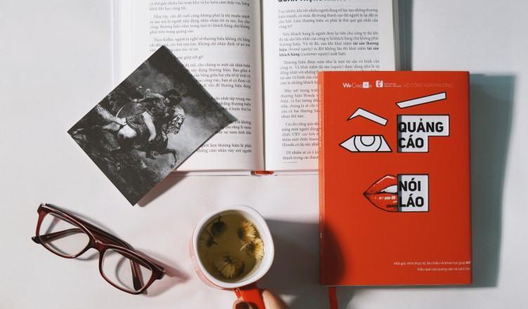 Sách] Quảng cáo không nói láo – Hồ Công Hoài Phương – Hà My Hà Meo